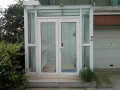 海螺塑钢门