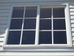 欧式塑钢推拉窗
