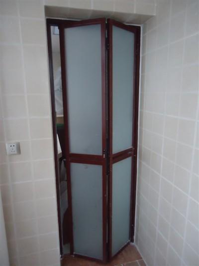 铝镁合金小折叠门