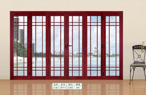 铝镁合金门产品_铝镁合金折叠门系列-买正品门窗就上