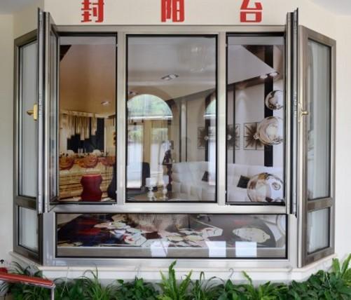 凤铝门窗封阳台