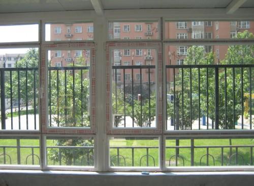 海淀观澜国际花园断桥铝门窗