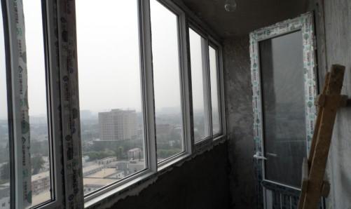 丰台玉林里塑钢门窗封阳台工程