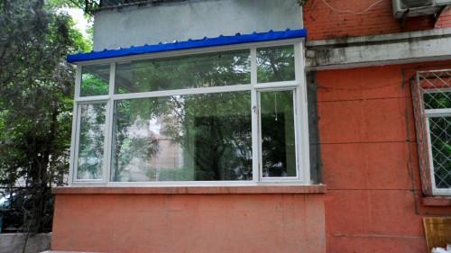 外交部光华西里断桥铝门窗工程