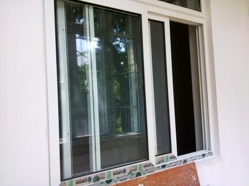 塑钢门窗工程