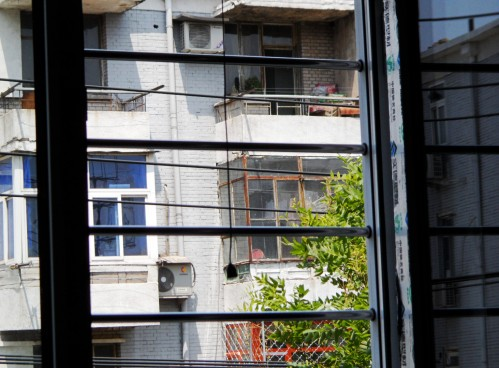 隐形纱窗防护窗