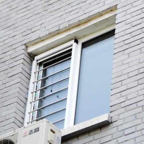 塑钢门窗纱窗自带防护窗