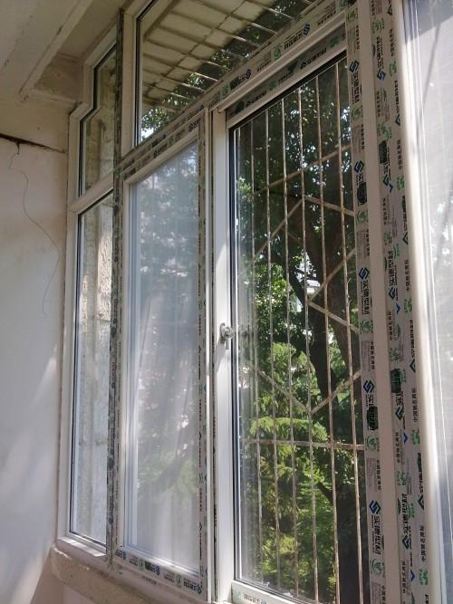 外交部光华西里塑钢门窗工程