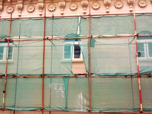 北京展览馆断桥铝门窗改造工程