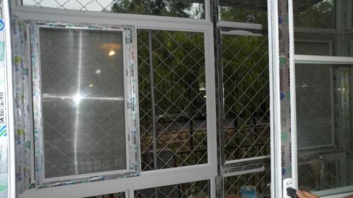 丰台石榴园南里塑钢门窗封阳台