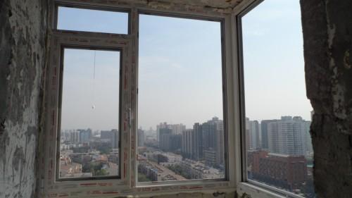 断桥铝门窗封阳台