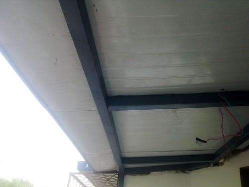 塑钢门窗封露台