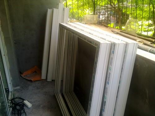 实德塑钢门窗七道密封