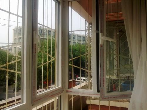 断桥铝平开上悬窗