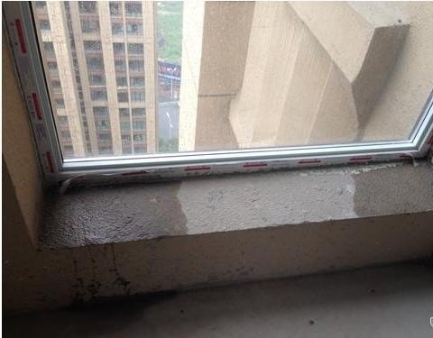 断桥铝门窗漏水的原因及解决办法