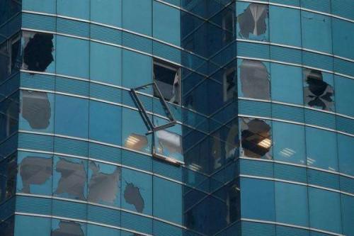 断桥铝门窗玻璃