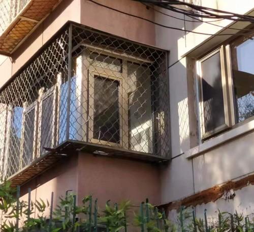 断桥铝封阳台