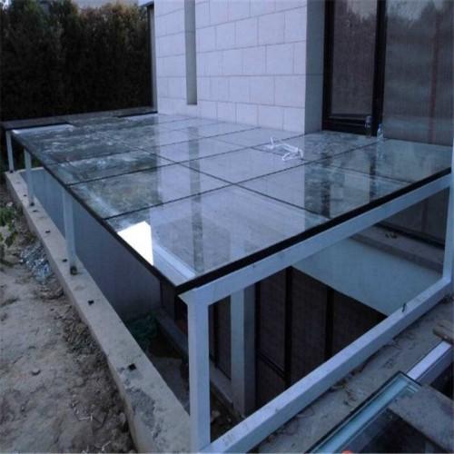 阳光房玻璃顶