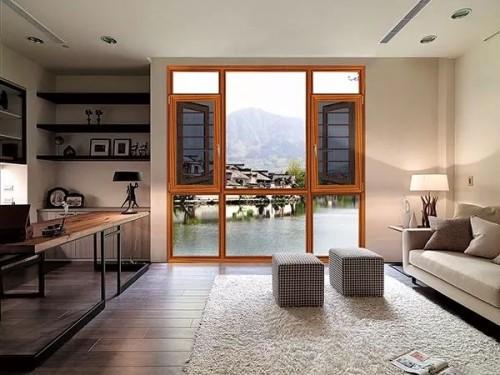 您知道安装窗纱一体窗有哪些优点好处吗?