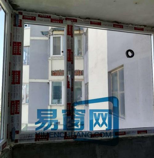 北三环和平街凤铝70系列断桥铝窗隔音窗