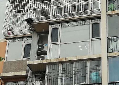 通州东居时代中亚断桥铝门窗工程