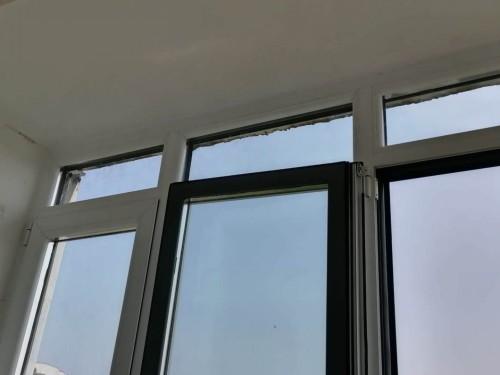 海淀常青园中亚大70系列断桥铝封阳台
